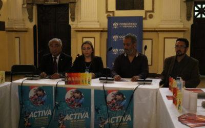Conferencia de Prensa: Paternidad Activa y Responsable
