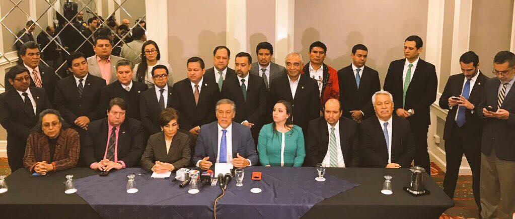 Elección de Junta Directiva del Congreso