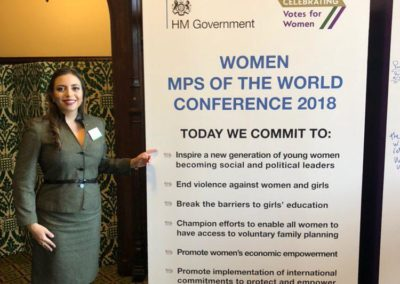 Women MPs Of The World