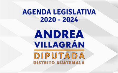 Agenda Legislativa 2020-2024