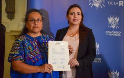 Presentación Iniciativa de Ley Marco de Búsqueda de Personas Desaparecidas