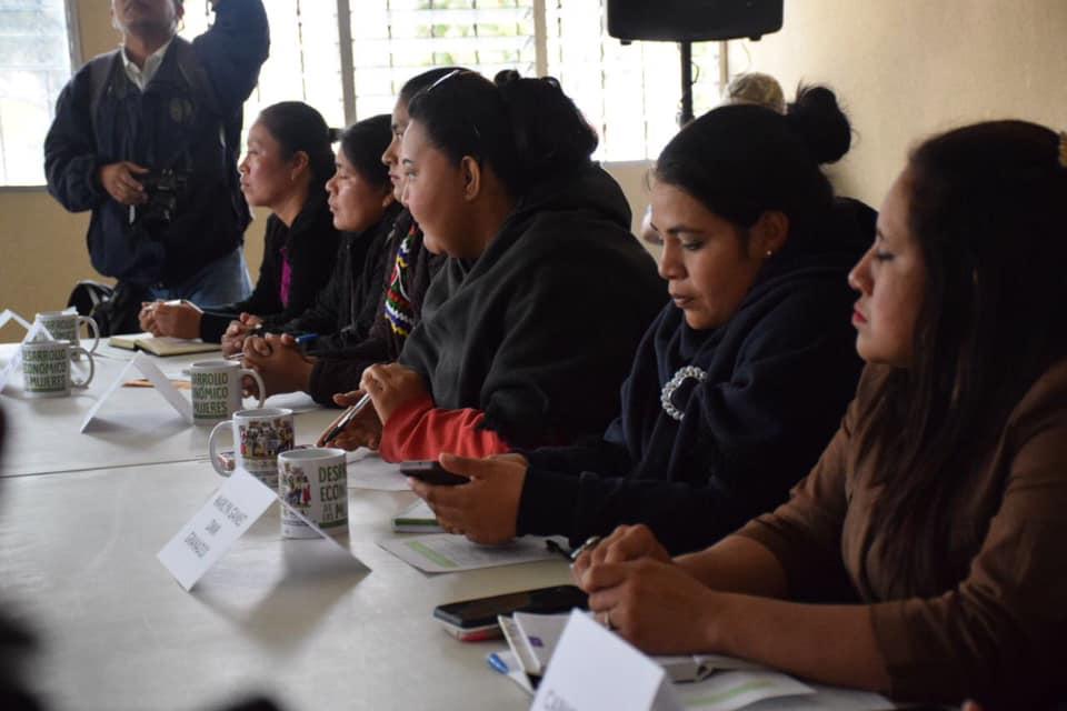 Socialización de la Ley de Desarrollo Económico de la Mujer -LEYDEM-