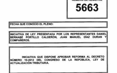 Iniciativa 5663