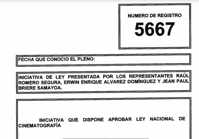 Iniciativa 5667