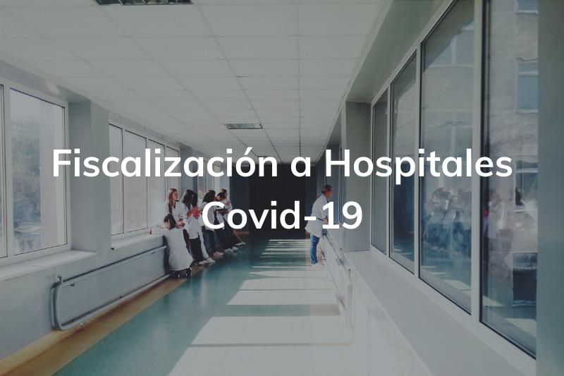 Infografía: Avance de la ejecución presupuestaria de hospitales