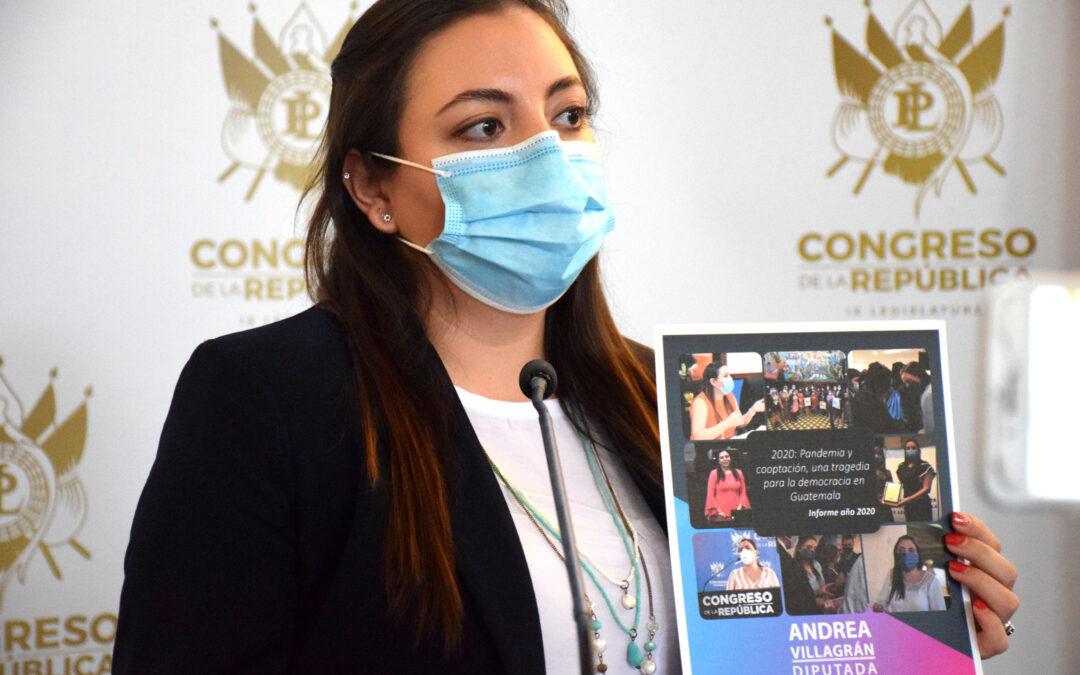 Informe 2020: Pandemia y cooptación, una tragedia para la democracia en Guatemala