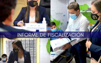 Informe de Fiscalización del Programa de Trabajo Temporal en el Exterior